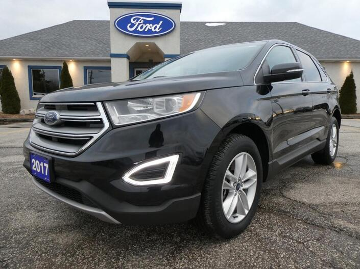 2017 Ford Edge SEL Navigation Heated Seats Remote Start Essex ON