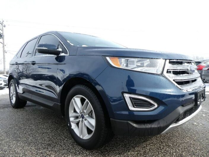2017 Ford Edge SEL Navigation Heated Steering Wheel Power Lift Essex ON