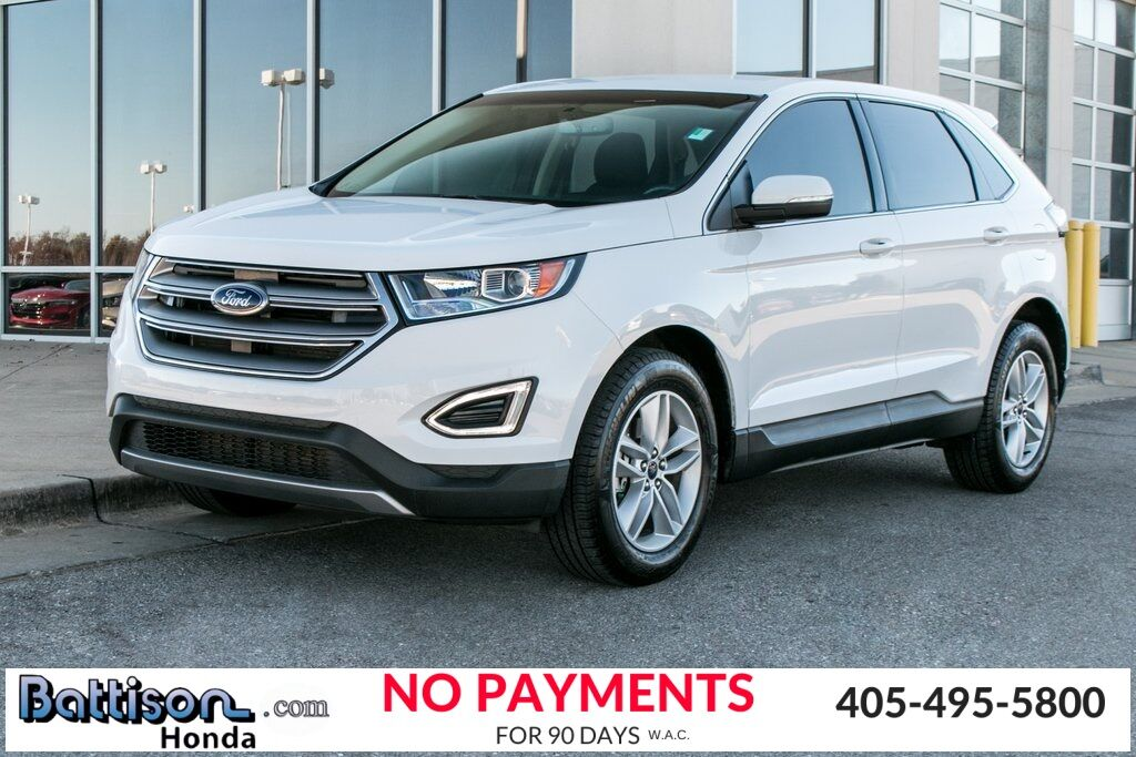2017_Ford_Edge_SEL_ Oklahoma City OK