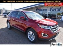 2017_Ford_Edge_SEL_ Pampa TX