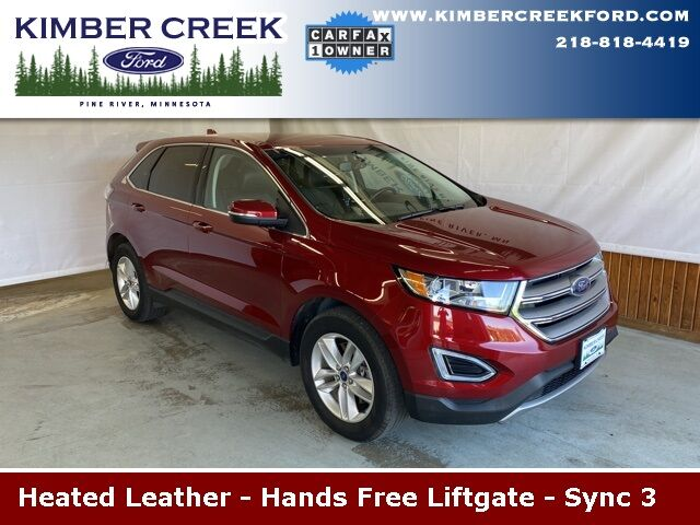 2017 Ford Edge SEL Pine River MN