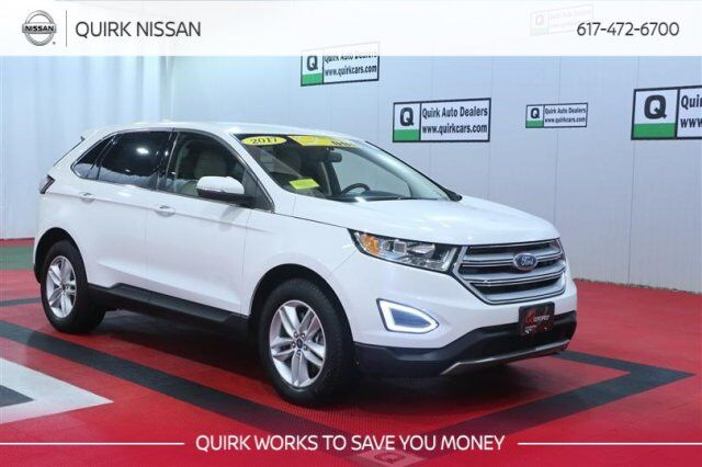 2017 Ford Edge SEL Quincy MA