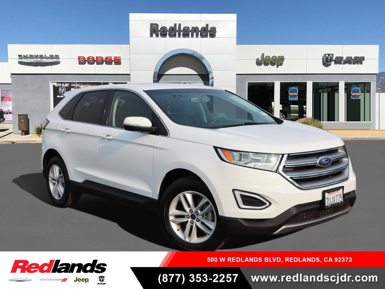 2017 Ford Edge SEL Redlands CA