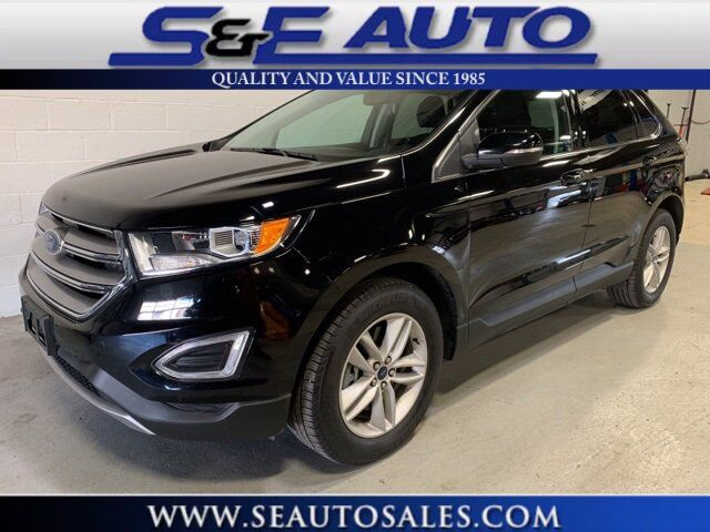2017 Ford Edge SEL Weymouth MA