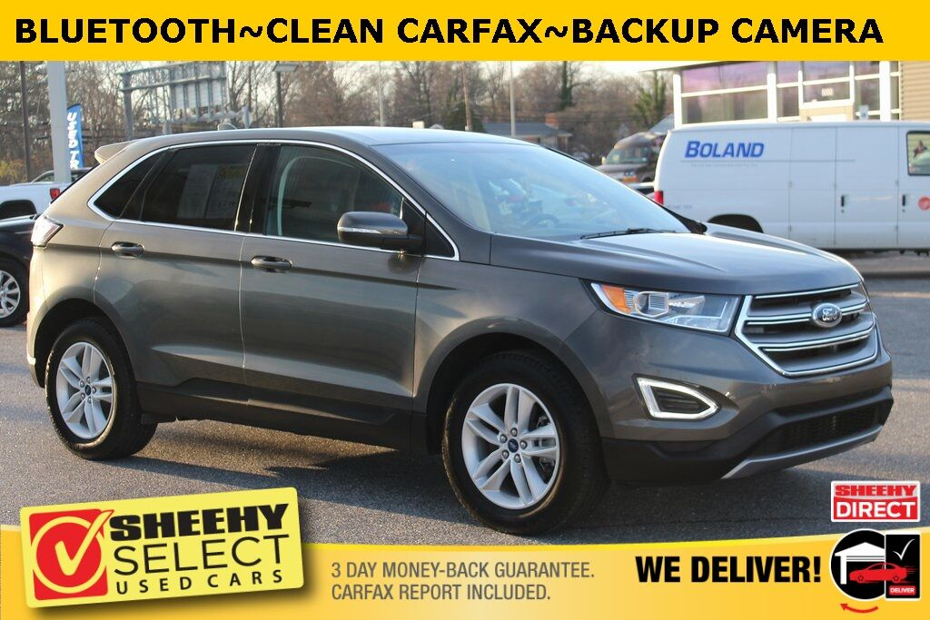 2017 Ford Edge SEL Suitland MD