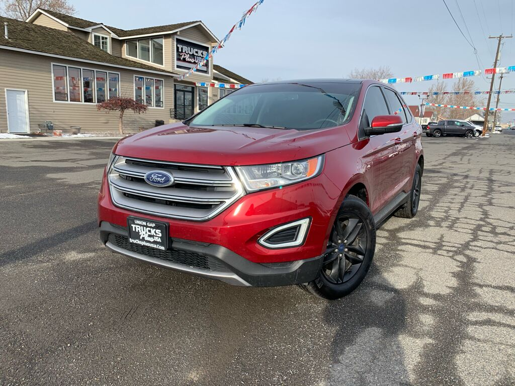 2017 Ford Edge SEL Union Gap WA