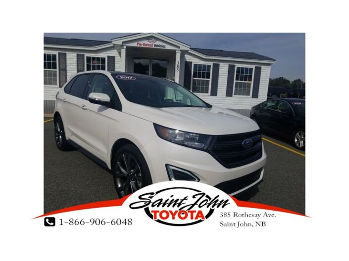 2017 Ford Edge Sport , Nav, Moonroof, Low KM! Saint John NB