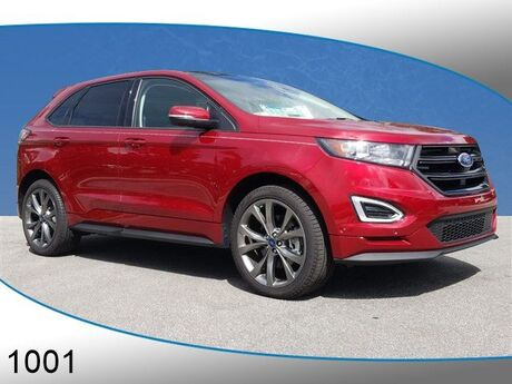 2017 Ford Edge Sport Belleview FL