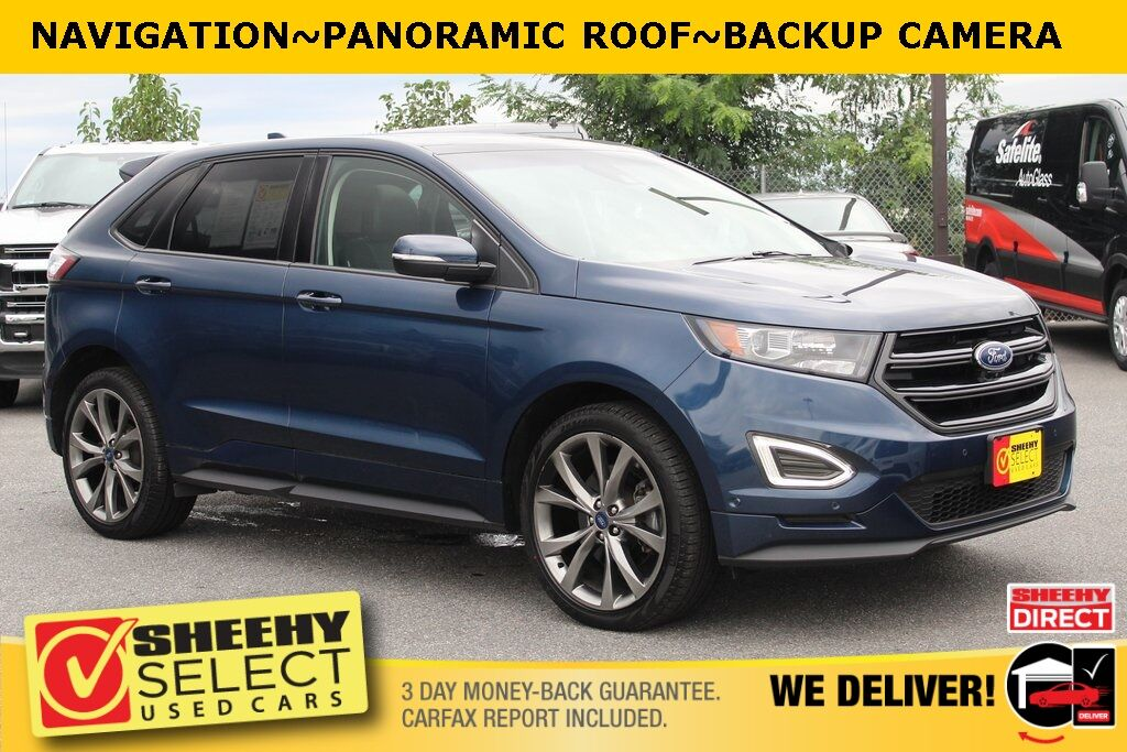 2017 Ford Edge Sport Suitland MD