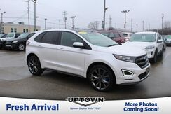 2017_Ford_Edge_Sport_ Milwaukee and Slinger WI
