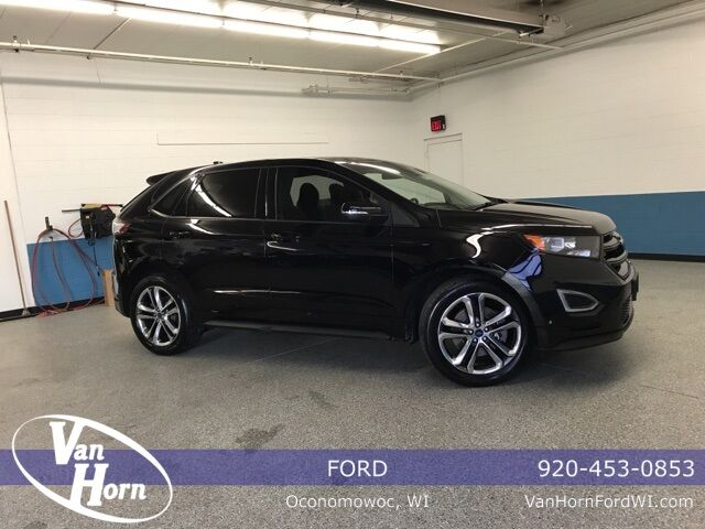 2017 Ford Edge Sport Plymouth WI