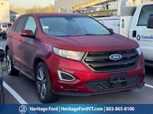 2017 Ford Edge Sport South Burlington VT