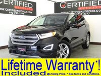 Ford Edge TITANIUM AWD BLIND SPOT ASSIST PANORAMA NAVIGATION HEATED/COOLED LEATHER 2017