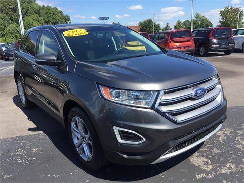 2017_Ford_Edge_TITANIUM AWD_ Evansville IN