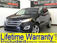 Ford Edge TITANIUM ECOBOOST NAVIGATION BLIND SPOT ASSIST PANORAMIC ROOF REAR CAMERA P 2017