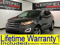 Ford Edge TITANIUM ECOBOOST PANORAMIC ROOF NAVIGATION LEATHER HEATED COOLED SEATS REA 2017
