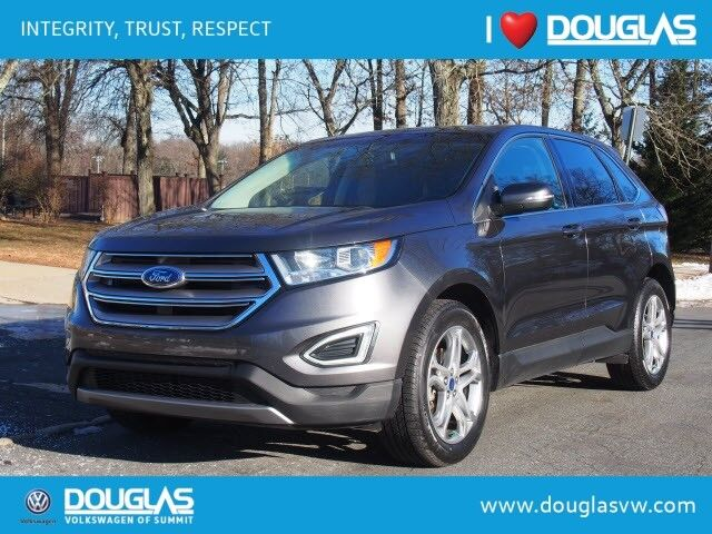 2017 Ford Edge TITANIUM Summit NJ