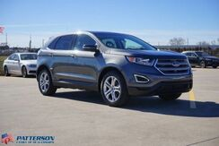 2017_Ford_Edge_Titanium - LEATHER & NAV_ Wichita Falls TX