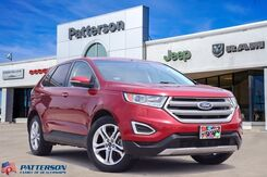 2017_Ford_Edge_Titanium_ Wichita Falls TX