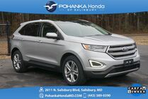 2017 Ford Edge Titanium AWD ** NAVI & DUAL SUNROOF ** ONE OWNER **