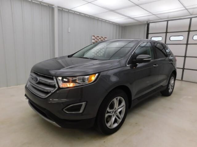 2017 Ford Edge Titanium AWD Manhattan KS