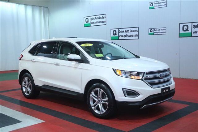2017 Ford Edge Titanium AWD Quincy MA