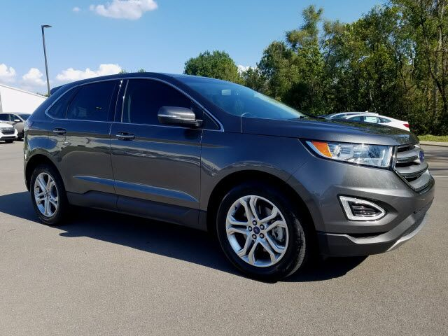 2017 Ford Edge Titanium Chattanooga TN