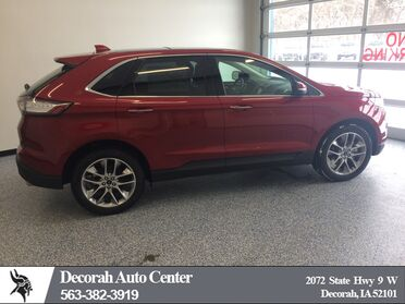 2017_Ford_Edge_Titanium_ Decorah IA