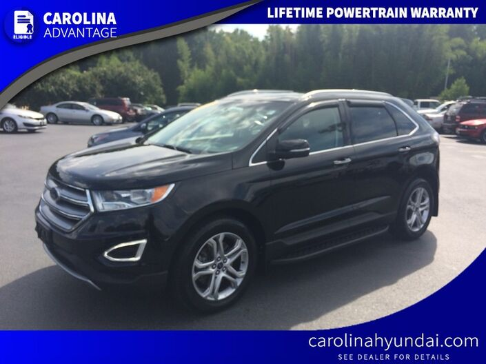 2017 Ford Edge Titanium High Point NC