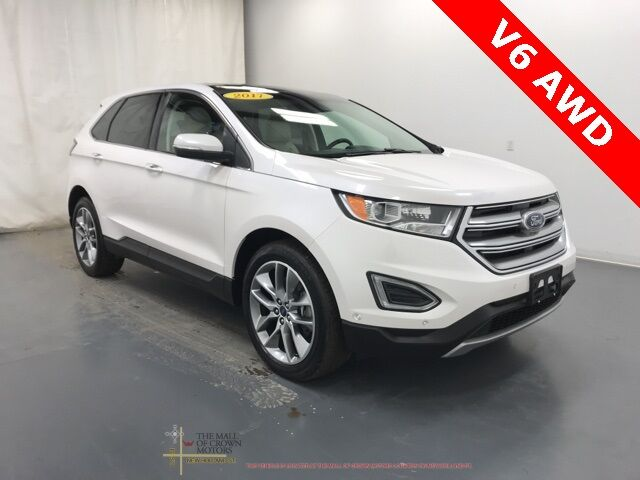 2017 Ford Edge Titanium Holland MI