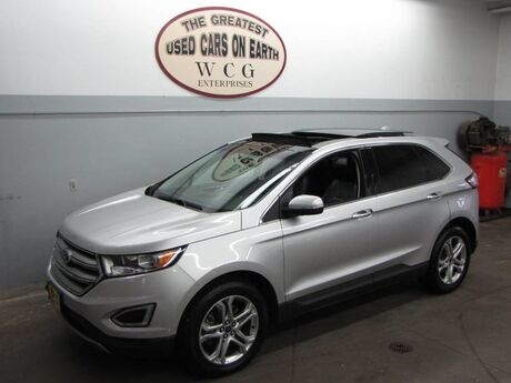 2017 Ford Edge Titanium Holliston MA