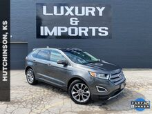 2017_Ford_Edge_Titanium_ Leavenworth KS