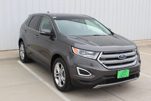 2017_Ford_Edge_Titanium_ Longview TX