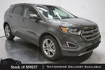 Ford Edge Titanium NAV,CAM,HTD STS,PARK ASST,19IN WHLS 2017