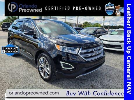 2017 Ford Edge Titanium Orlando FL