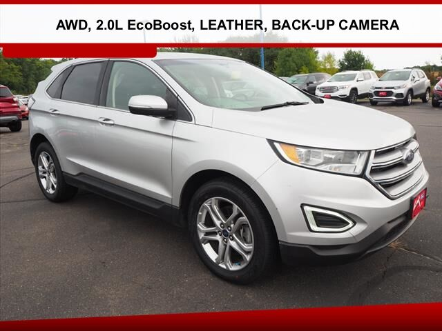 2017 Ford Edge Titanium Rice Lake WI