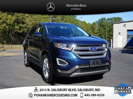 2017_Ford_Edge_Titanium_ Salisbury MD