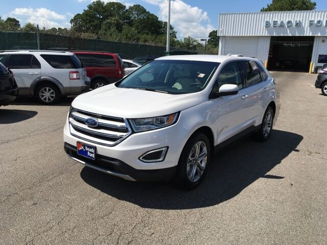 2017 Ford Edge Titanium Suffolk VA