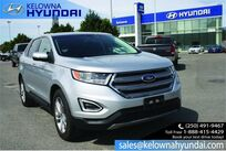 Ford Edge Titanium Touchscreen/Leather/Roof 2017