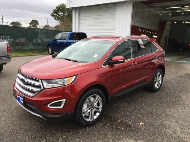 2017 Ford Edge Titanium Virginia Beach VA