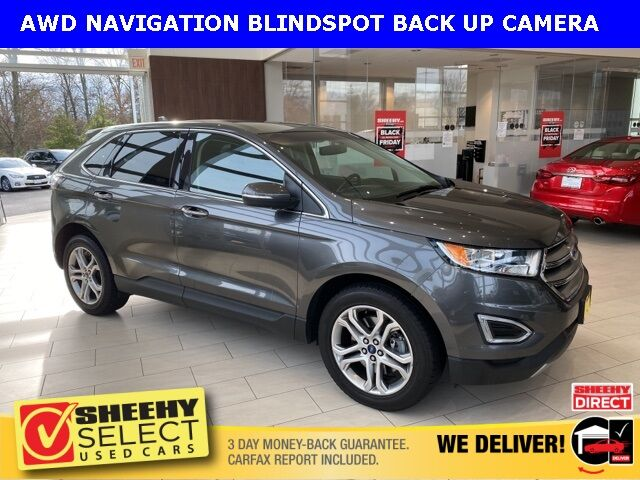 2017 Ford Edge Titanium Chantilly VA