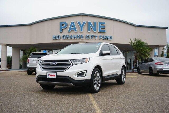2017 Ford Edge Titanium Rio Grande City TX