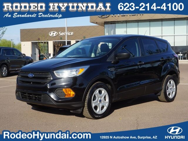 2017 Ford Escape 4d SUV FWD S Surprise AZ