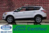 2017 Ford Escape AWD SE Leather Roof Nav BCam