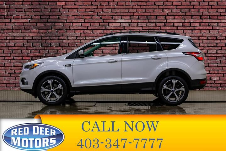 2017 Ford Escape AWD SE Leather Roof Nav Red Deer AB
