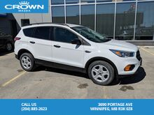 2017_Ford_Escape_S 2.5L *Local Vehicle/ One Owner*_ Winnipeg MB