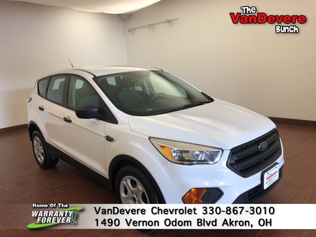 2017 Ford Escape S Akron OH