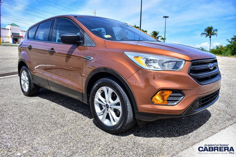 2017 Ford Escape S Arecibo PR