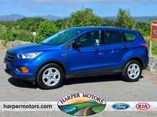2017_Ford_Escape_S_ Eureka CA