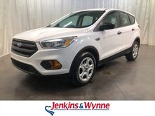 2017_Ford_Escape_S FWD_ Clarksville TN